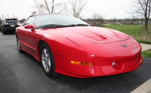 1997 Pontiac Trans Am | 6-Speed - Low 63K Miles!