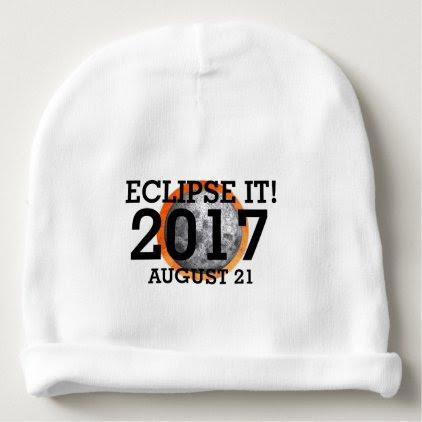 TEE Eclipse It 2017 Baby Beanie