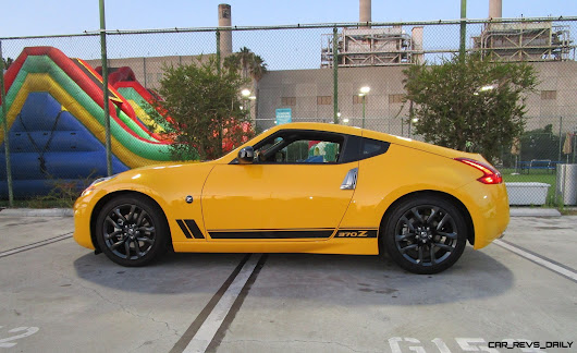 2018 Nissan 370Z Coupe Heritage Edition – Road Test Review – By Ben Lewis