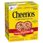 Cheerios Cereal, 20.35 oz, 2-count