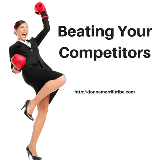 Transparency: The Key Factor to Beating Your Competitors - ♫ Donna Merrill Tribe