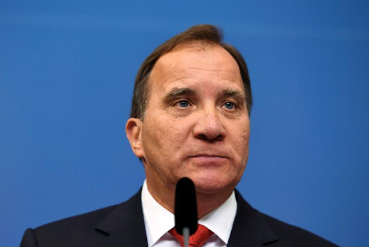 Swedish PM axes two ministers in data scandal, confidence vote looms