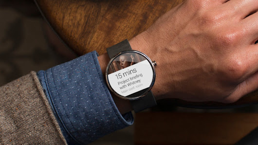 Android Wear: the age of Google smartwatches begins