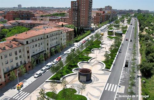 Avenida de Portugal, Madrid
