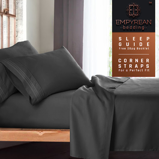 WIN FREE! - Top Quality Queen Bed Sheets on Amazon