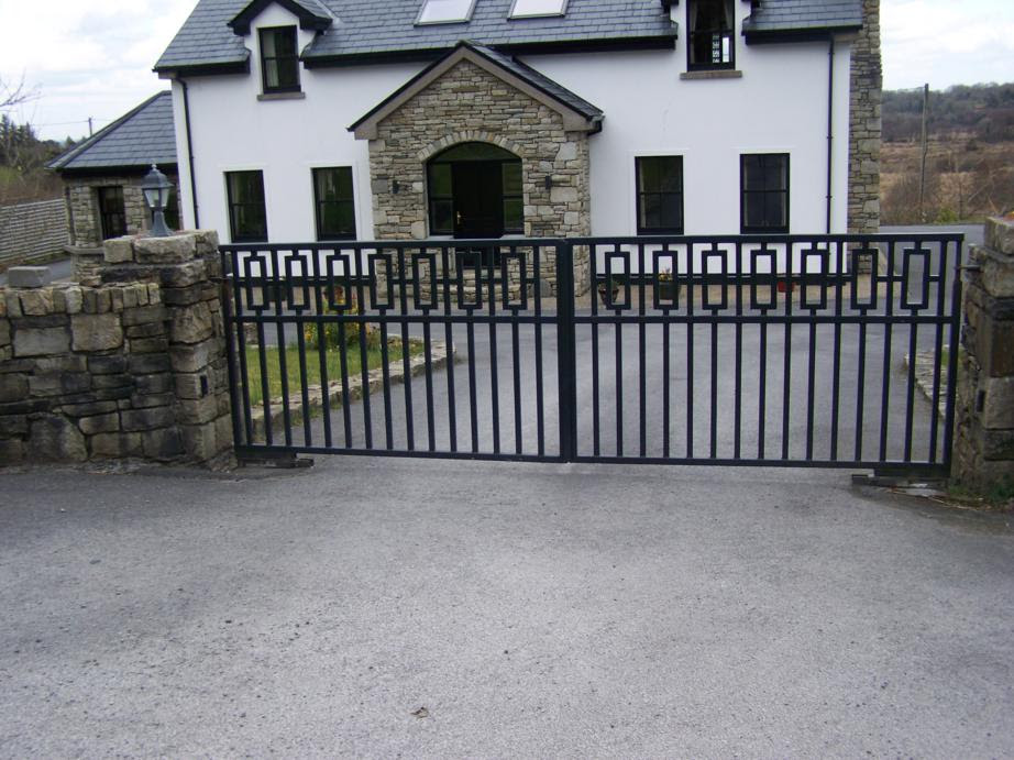 Box Iron Gates Galway Gates Electric Gates Gate