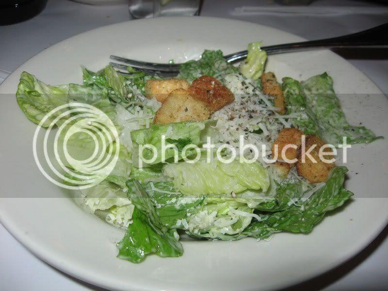 Romano's Macaroni Grill Caesar Salad