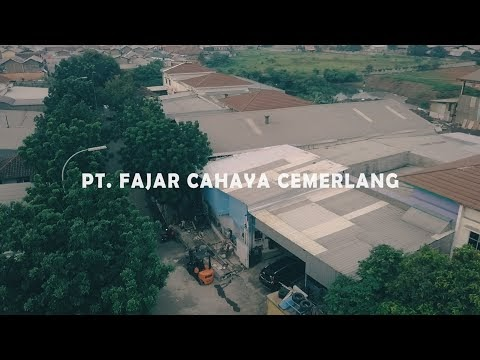 Company Profile PT Fajar Cahaya Cemerlang | AntVideograph Jasa Video Jogja