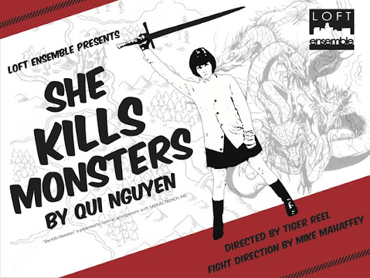 She Kills Monsters at Loft Ensemble