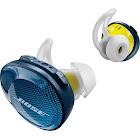 Bose 774373-0020 Soundsport Free Truly Wireless Sport Headphones - Midnight Blue/Citron