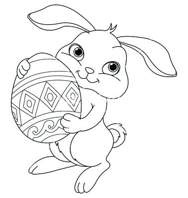 christmas bunny coloring pages at getcolorings  free printable colorings pages to print and