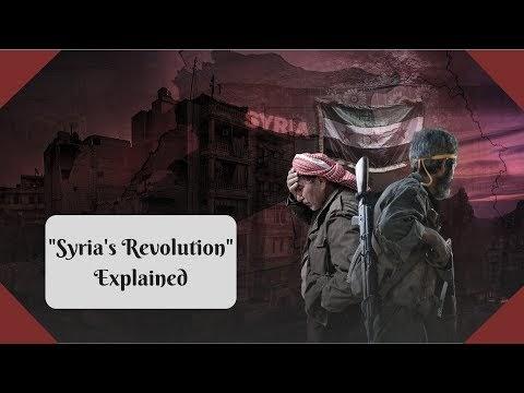 """The Anatomy of """"Syria's Revolution"""""""
