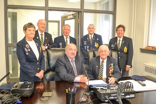 Little Current Royal Canadian Legion launches annual Poppy Campaign