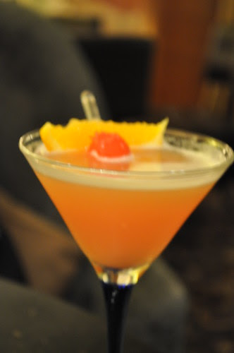triple orange martini