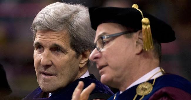 "John Kerry: Get Ready for ""Borderless World"""