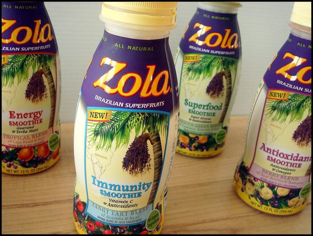 zola juice