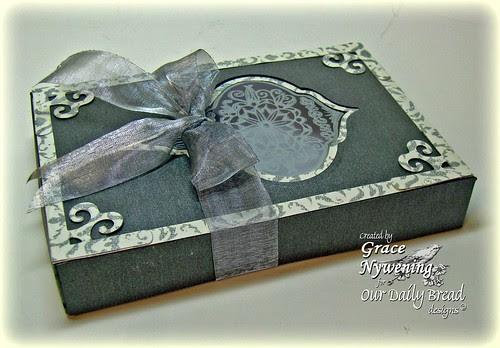Silver-Ornament-Box