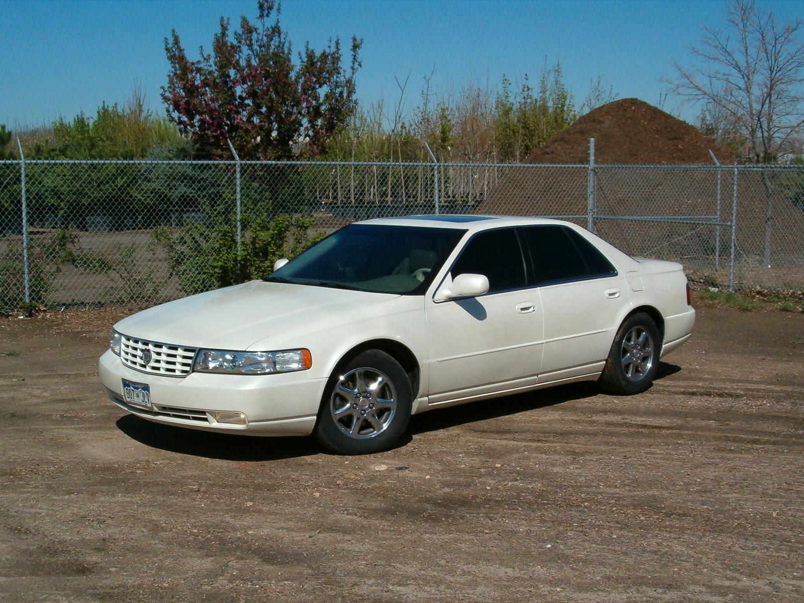 2000 Cadillac Seville - Pictures - CarGurus