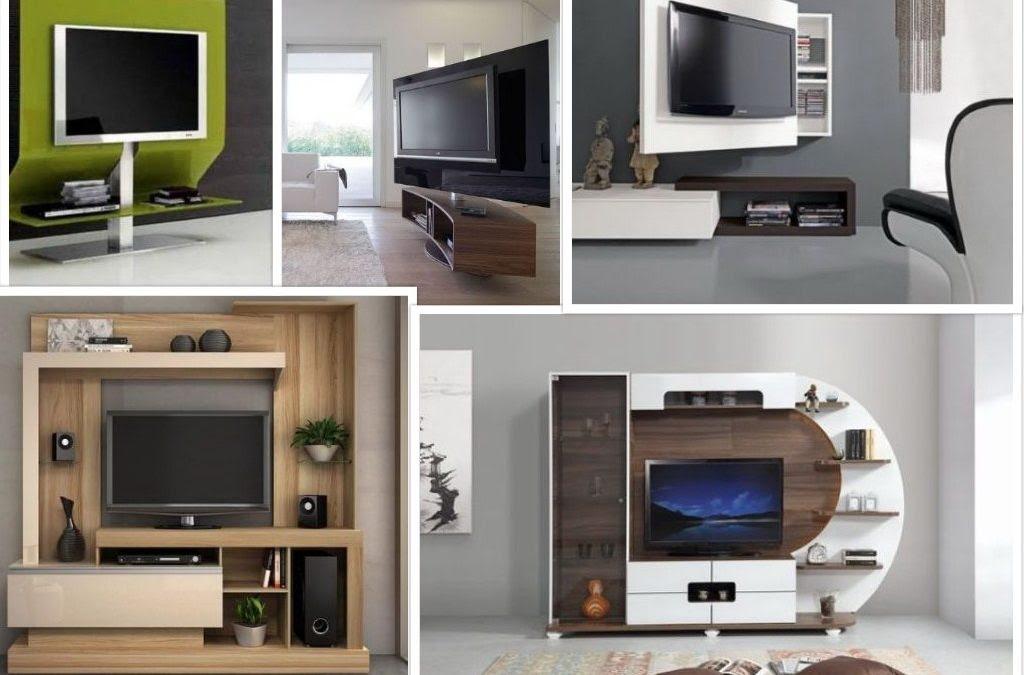 38+ Gambar Model Rak Tv Modern, Konsep Terbaru!