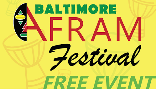 2017 Baltimore AFRAM Festival