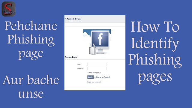 How To Identify A Phishing Page ?