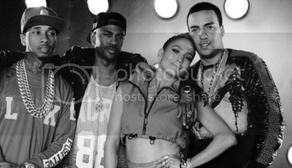New Music: Jennifer Lopez drops horrible remix for 'I Luh Ya Papi'...