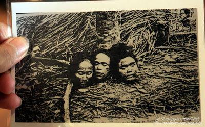 Một hình trong cuộc triển lãm. Photo by Nguyenhuuvinh
