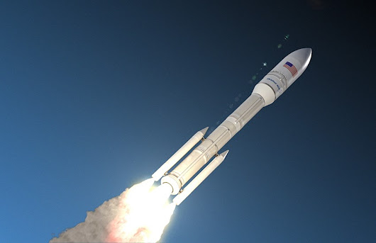 Orbital ATK christens its next-generation rocket: Say hello to OmegA with an 'A'
