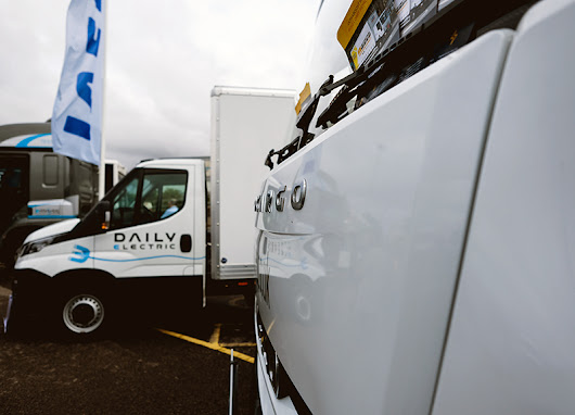LoCity roadshow helps operators switch on to electric commercial vehicles