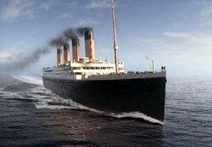 The Unsinkable Ship (with Leonardo DiCaprio and Kate Winslet aboard) returns to movie theaters in TITANIC 3D.