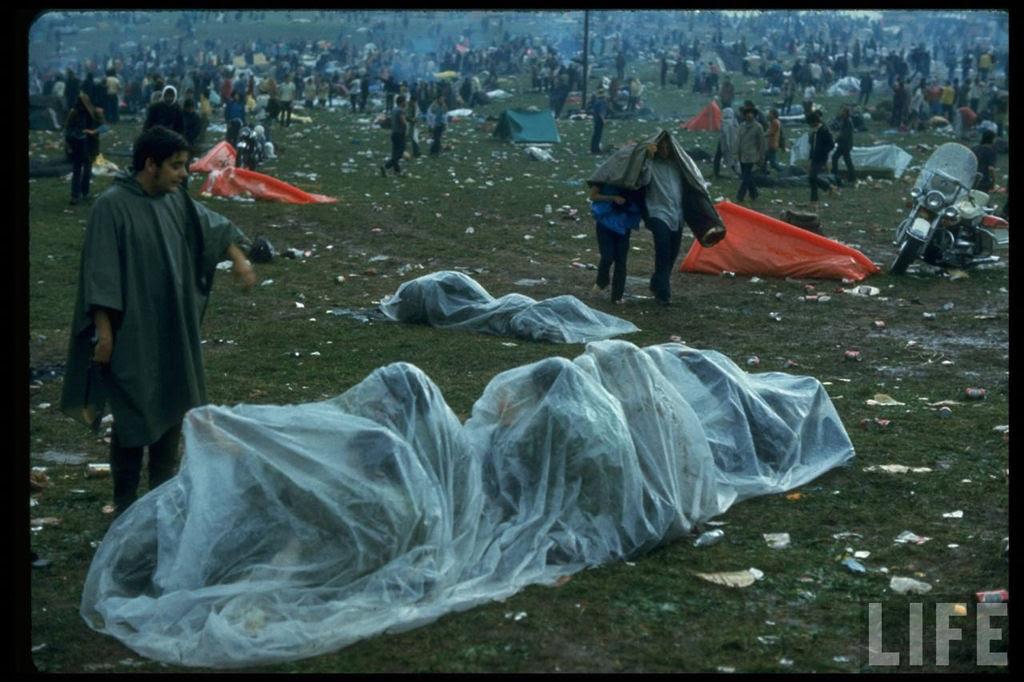 O festival de Woodstock em números e imagens 23
