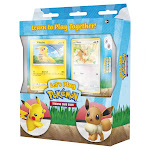 The Pokemon International PKU80782 Pokemon Lets Play Pokemon Trading Card Game Box