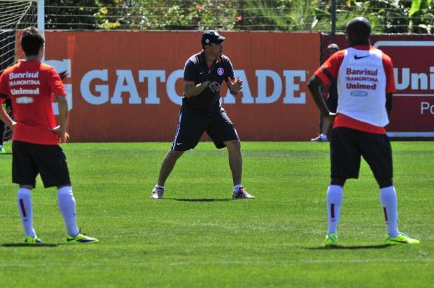 Contra o Flamengo, Clemer busca segunda vitória como interino para se firmar no Inter Tadeu Vilani/Agencia RBS