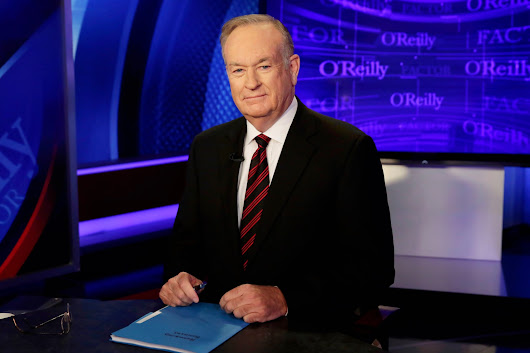 Bill O'Reilly's Fox News career comes to a swift end amid growing sexual harassment claims