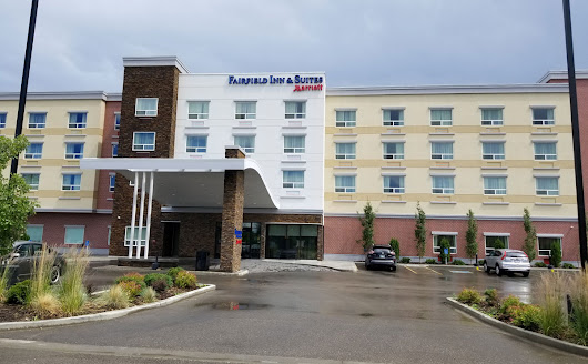 Enjoy Modern Comfort at the Fairfield Inn & Suites by Marriott Edmonton - | Bakersbeans (Wanda Baker)