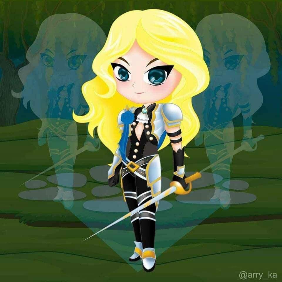 7200 Gambar Kartun Mobile Legends Lancelot Gratis