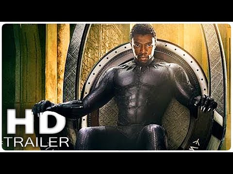 The Black Panther Trailer is Here!
