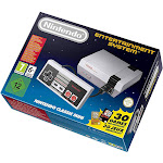 Nintendo NES Classic Edition with 30 Games and 1 Controller