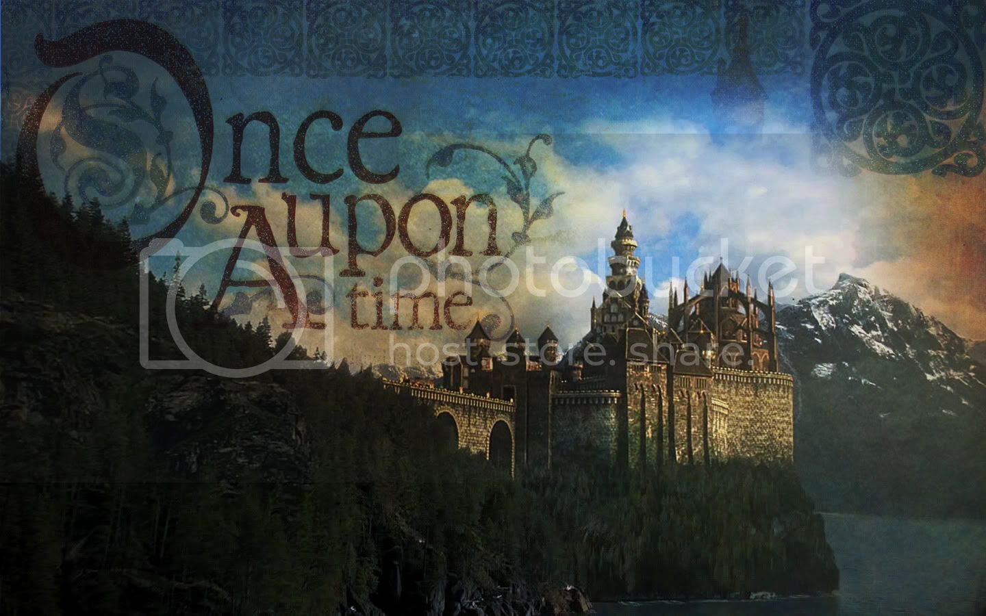 Dianamoon Wallpaper Once Upon A Time Castle Prince