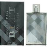 Brit by Burberry, 6.7 oz EDT Spray for Men