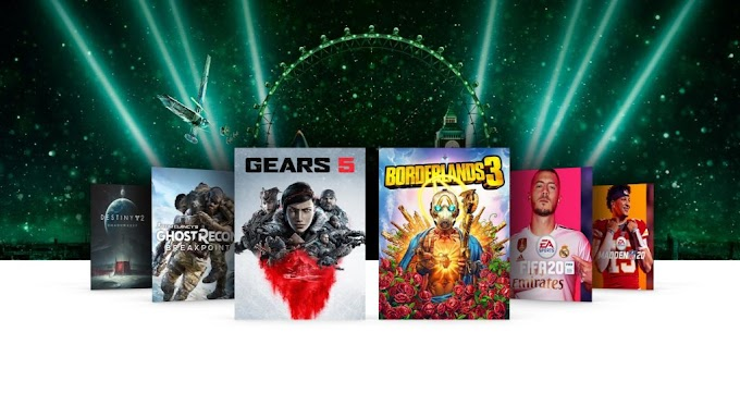 Xbox holiday deals start today at the Microsoft Store
