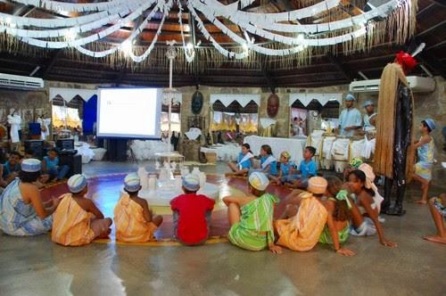 African living festival in Vila Esperança, Goias Velho, Brazil, Images by Sunil Deepak