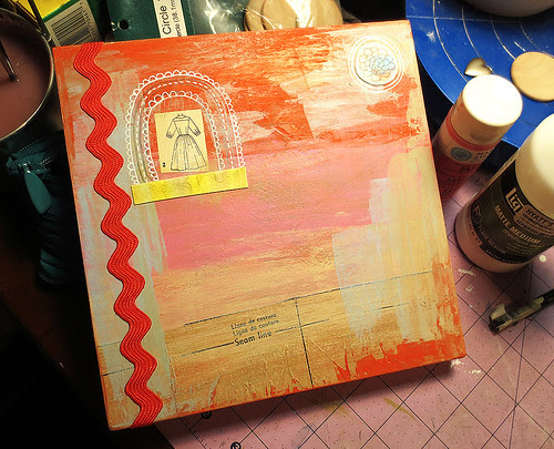 Collage #2 WIP