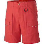 Columbia Men's Brewha II Short - Small - Sunset Red