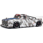 1/7 INFRACTION 6S BLX All-Road Truck RTR, Silver