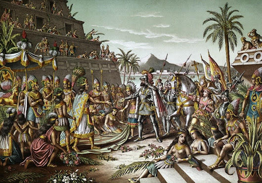 Collapse of Aztec society linked to catastrophic salmonella outbreak