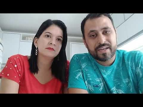 O Pastor Edson Mascarenhas e sua esposa Mirian anunciam desligamento da Igreja Quadrangular.