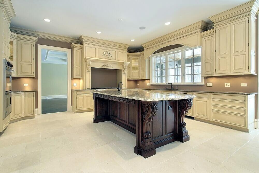 32 Luxury Kitchen Island Ideas (DESIGNS & PLANS)
