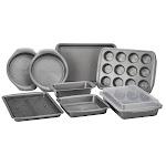 Circulon Symmetry 10-piece Bakeware Set, Gray