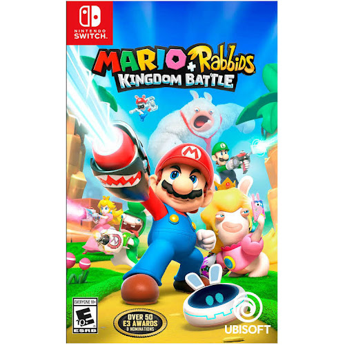 Mario + Rabbids Kingdom Battle [Switch Game]